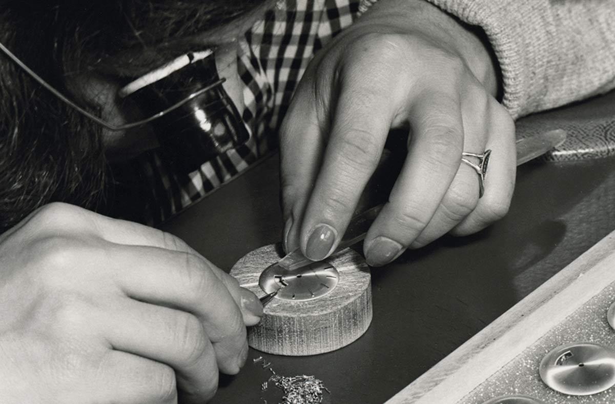 SINGER, cent ans de manufacture de cadrans